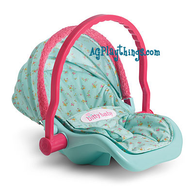 Bitty Baby Car Seat