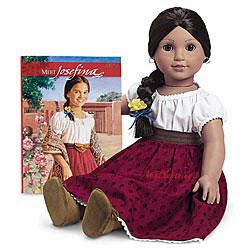 meet josefina an american girl #1 - meet kirsten - an american girl meet josefina - an america girl american girls books - scholastic - you choose which ones.